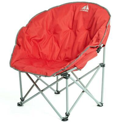 New Eurohike Camping Furniture Deluxe Moon Chair