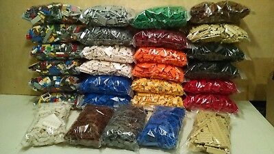 Clean Lego Lot Sorted CHOOSE YOUR COLOR Wide Variety Great Quality  ~ 300 PIECES