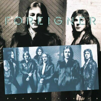 Foreigner-Double Vision (Expanded and Remastered) (UK IMPORT) CD NEW