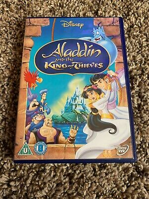 Aladdin and the King of Thieves (UK IMPORT) DVD NEW