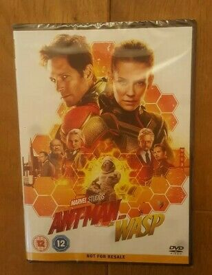 Ant-Man and the Wasp [DVD] new sealed