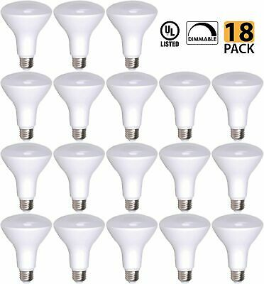 12x Optolight A19 LED Dimmable 2700k Warm White 10W equiv 60W Bulb