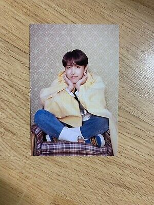Hoseok Jhope Official Postcard Photocard BTS Map Of The Soul Persona US SELLER