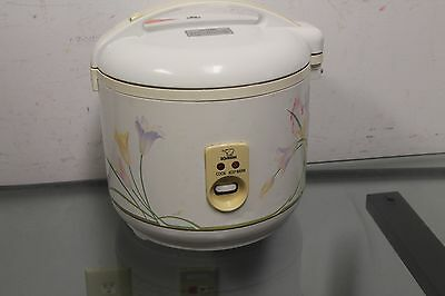 Zojirushi Electric Rice Cooker/Warmer Nrc-18 10 Cups