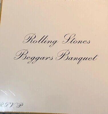 ROLLING STONES BEGGARS BANQUET 50TH ANNIVERSARY JAPAN Hybrid SACD EP SIZE SLEEVE