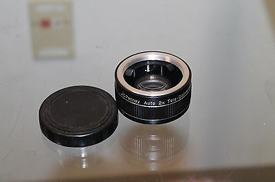 JCPenny Auto 2X Tele-Converter For Olympus OM System