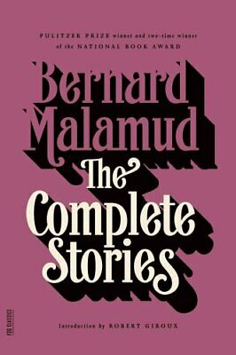 The Complete Stories by Bernard Malamud 9780374525750   Brand New