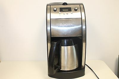 Cuisinart DCC 590PC Automatic Grind & Brew Coffee Maker 10 Cup
