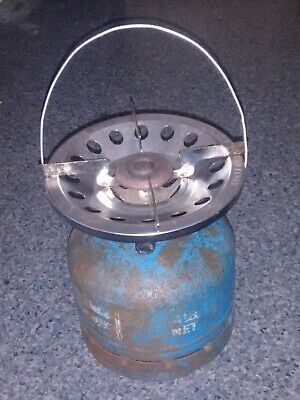 Burner/Stove + Empty CampingGaz 904 Internationally Refillable Bottle Manchester