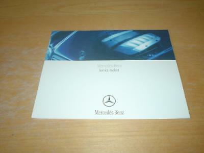 MERCEDES SERVICE BOOK C CLASS W203 W204 W205 180 200 220 Owners Handbook Manual