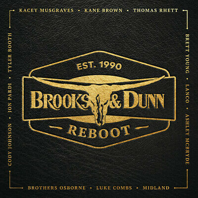 Brooks & Dunn - Reboot [New Vinyl] Gatefold LP Jacket, 140 Gram Vinyl