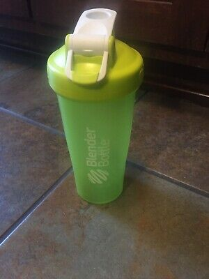 Green 20oz Blender Bottle