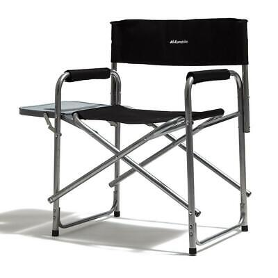 New Eurohike Camping Furniture Director Chair With Table