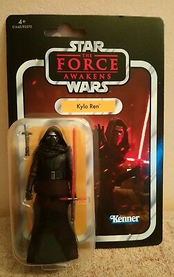 Star wars the vintage collection.Kylo Ren.