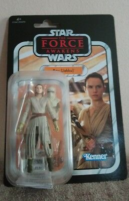 Star wars.The Vintage Collection.Rey (Jakku).