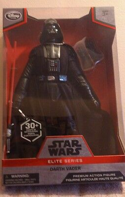 Star Wars Darth Vader.Elite series Premium.Disney Store