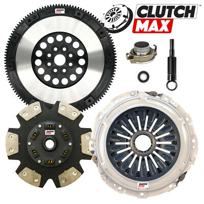 STAGE 3 CLUTCH KIT + CHROMOLY FLYWHEEL for SUBARU IMPREZA WRX STi EJ257 6-SPEED