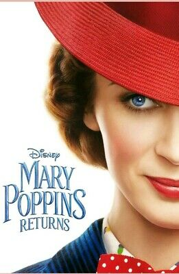 Mary Poppins Returns (2019, DVD) *see details ** Disney