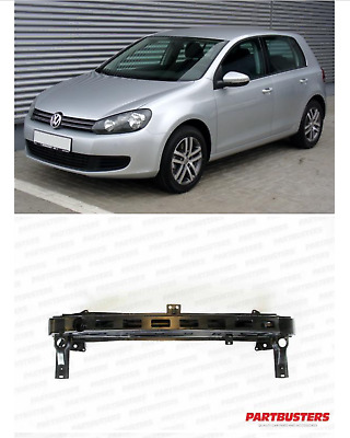 Vw Golf Mk6 Front Reinforcement Crash Bar 2009 - 2012