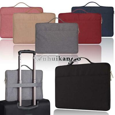 "Universal Carry Case Sleeve Bag - For 10"" 11"" 12"" 13"" 14"" 15"" Laptop Notebook"