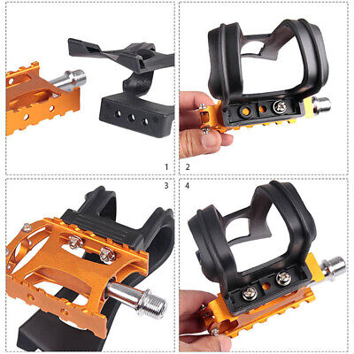 Bicycle Mountain Bike Pedal Protect ABS Crank Sleeve Cover MTB Accessories 8C