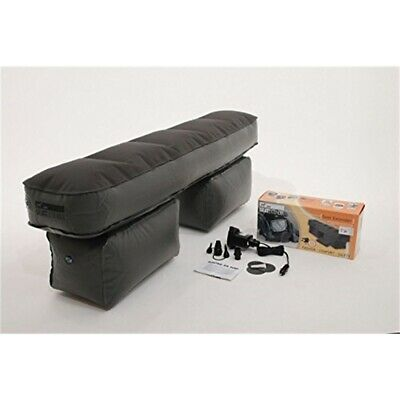 "Petego Inflatable Platform Car Seat Extender 49""x10""x13""-black"