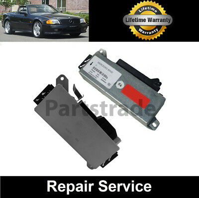 Mercedes Temic Convertible Roof Ecu **Repair Service with Lifetime Warranty**