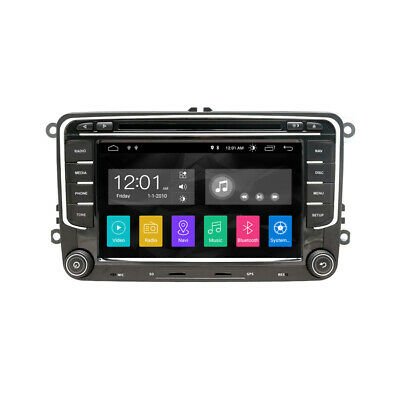 RNS 510 Fit Sat Nav VW Seat Skoda 7″ – With Android 8.1