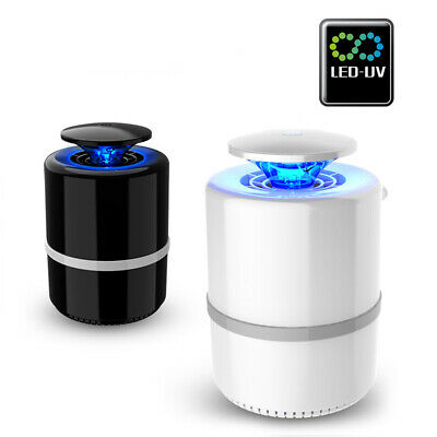 USB LED Electric Mosquito Zapper Killer Fly Insect Bug Trap Mosquito Killer Lamp