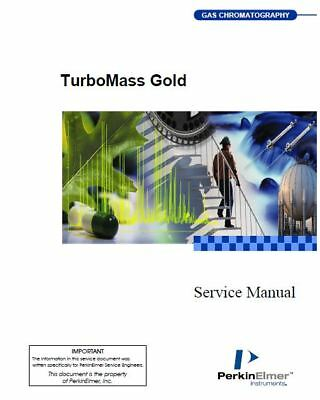 Perkin Elmer  TurboMass Gold   Service Manual