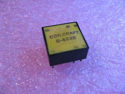 TRANSFORMER PCB MOUNT SMD Miniature 5-24V RS232 Coilcraft