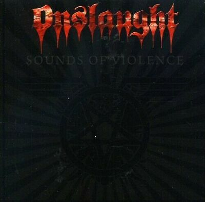 Onslaught - Sounds Of Violence - Cd - 884860027021