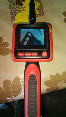 Inspection camera with colour LCD display used few times