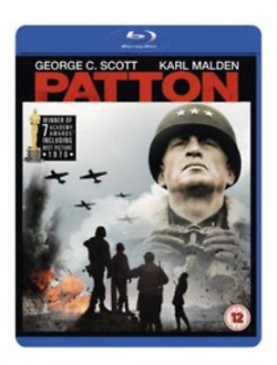 George C. Scott, Karl Malden-Patton (UK IMPORT) Blu-ray NEW