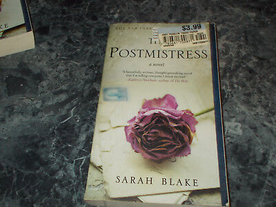 The Postmistress by Sarah Blake (2011, trade paper)