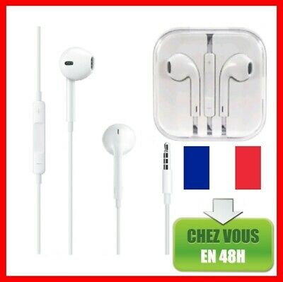 Ecouteur iphone/Samsung/Tout model - KIT PIETON MAIN LIBRE OREILLETTE jack3.5mm