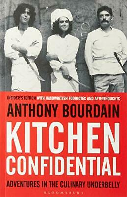Kitchen Confidential: Insiders Edition by Anthony Bourdain