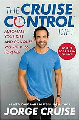 The Cruise Control Diet by Jorge Cruise | (eBooks) PDF,ePub,MoBi  | 30s Delivery