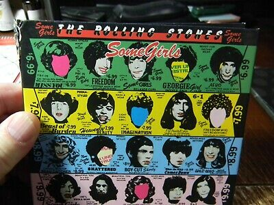 rolling stones - some girls deluxe edition - 2xcds - CD