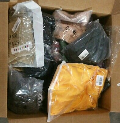 50 Piece Wholesale Bulk Lot of Mixed Clothing for Resale BRAND NEW OVERSTOCK