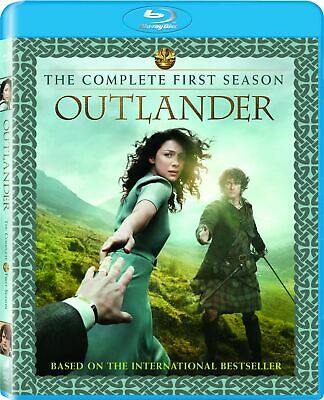 Outlander (2014) - The Complete First 1st Season (Blu-Ray) NEW