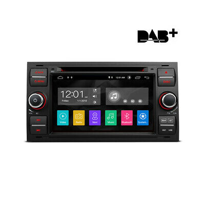 Ford Dab+ Stereo 7″ – With Android 8.1