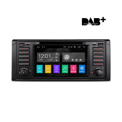 BMW E38/E39 Dab+ Stereo 7″ – With Android 8.1