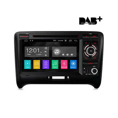 AUDI TT Dab+ Stereo 7″ – With Android 8.1