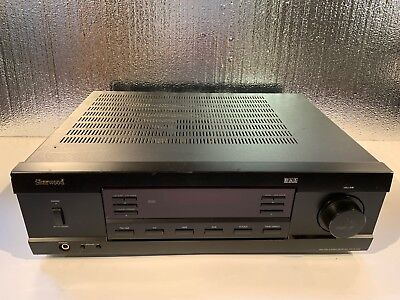Sherwood AM/FM Stereo Receiver RX-4109 with DAS