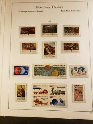 United States Lot of 51 Stamps - MNH VF- Superb 1971 - 1982 See detail for List