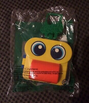 Duplo Alien 1 LEGO MOVIE 2 UK McDonalds Happy Meal Toy 2019 Figure New In Bag