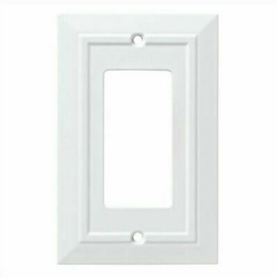 (5 Pack) Franklin Brass W35243-C Classic Architecture Single Rocker GFI