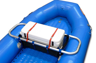 River Raft Frame Whitewater Aluminum Gear cataraft inflatable pontoon boat