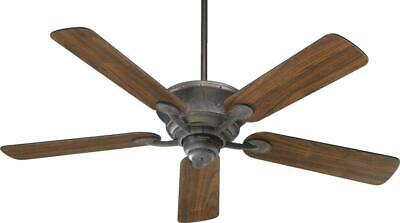 """Quorum 49525-44 Liberty 52"""" Ceiling Fan, Toasted Sienna"""